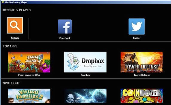 Install Clash Royale with Bluestacks